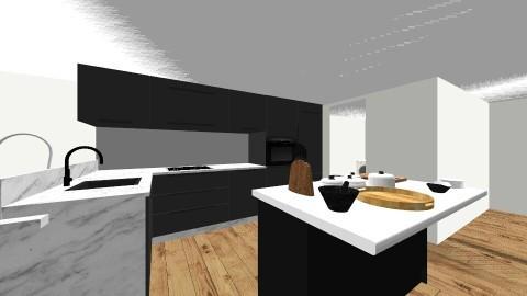 l - Kitchen - by Mah003