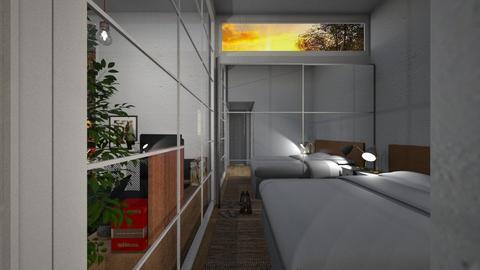 Casa236Bedroom - Eclectic - Bedroom  - by nickynunes