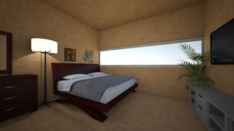 hotel bedroom test - Bedroom  - by Fletcher123