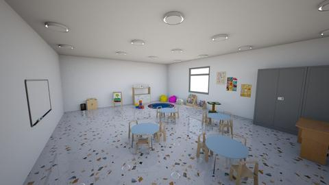 ECE 430 Curriculum Projec - Kids room  - by gymgirl1301