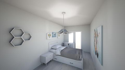 dormitor noi2 - Kids room  - by MadalinaElena