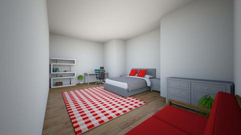Jenny - Modern - Bedroom  - by jbail250