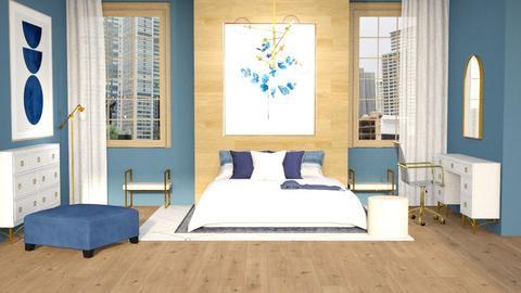 Majestic - Modern - Bedroom  - by LuluDesignStyle