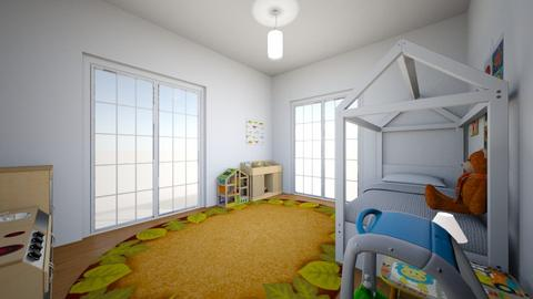 4 - Classic - Kids room  - by Twerka