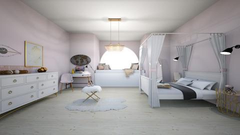 bedroom_5 - Bedroom - by Louise167