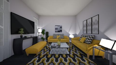 ijygrxwzws - Eclectic - Living room - by yamz