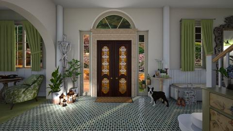 front door2 - Classic - by donella
