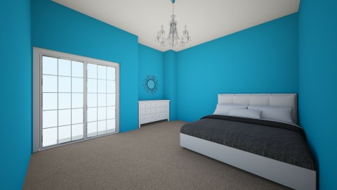 Bethanys Bedroom - Bedroom  - by Bethany Claire Pham