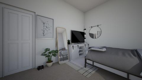 Bedroom - Rustic - Bedroom  - by kamrphil