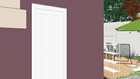 cottage gardencottage c k - Eclectic - Kitchen  - by Elizabeth Lincoln