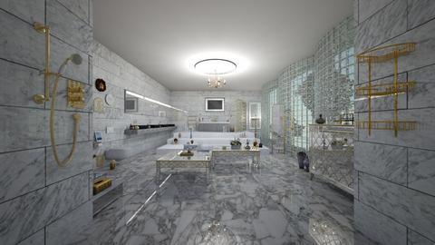 Vie de Luxe _Deux - Bathroom - by Avril55