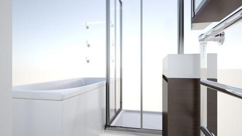 bathroom  - Bathroom  - by JoMagOLeary
