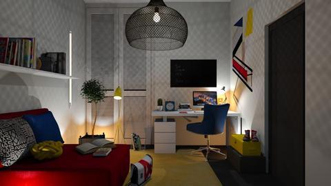 STUDENTS DAYS - Office  - by zarky