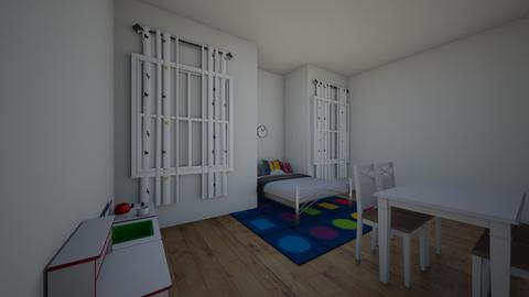 color full room you say - Kids room  - by vance2021