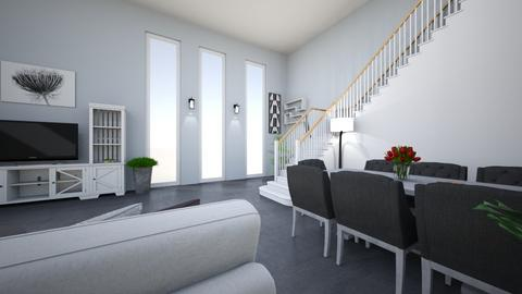 salon - Living room  - by monek299