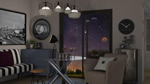 Night Light - Modern - Office  - by Gurns