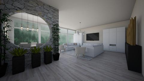 living - Living room  - by mclove