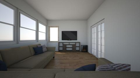 tv room - Living room  - by solot