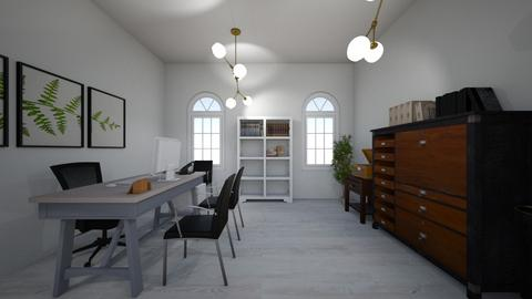 Law Office - Minimal - Office  - by Atianah_Garcia21