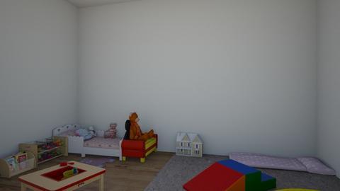 toddler bedroom  - Kids room  - by alexis_holden_xoxo