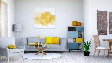 Dandelion - Living room - by lyrikkah