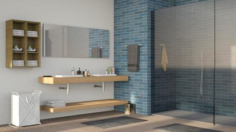 Bathroo Contest - Modern - Bathroom  - by ANAAPRIL