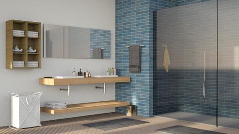 Bathroo Contest - Modern - Bathroom  - by ANAAPRIL