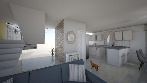primer piso actuall - Garden - by willyt751