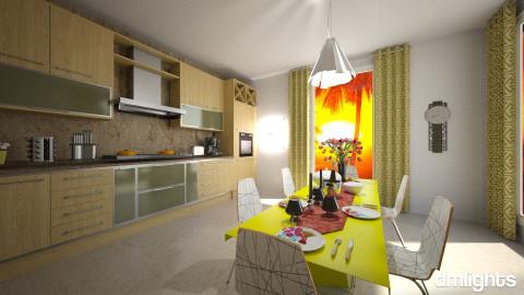 Cleam - Kitchen - by DMLights-user-982635