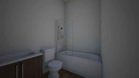 Master Bath and Hall Bath - Bathroom  - by hrgrothues