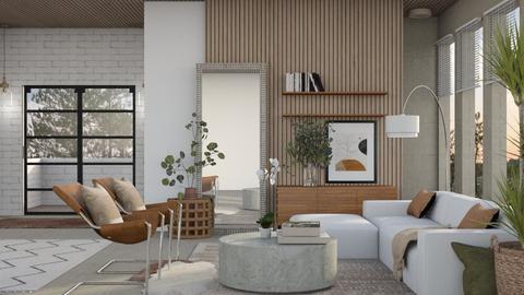 r u g - Living room  - by Kelli Mallory