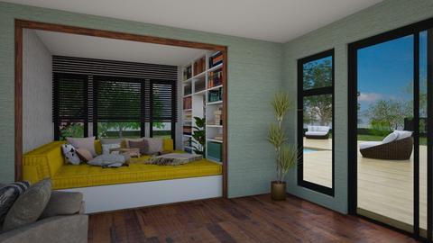 efwwrg - Living room - by TRMVM