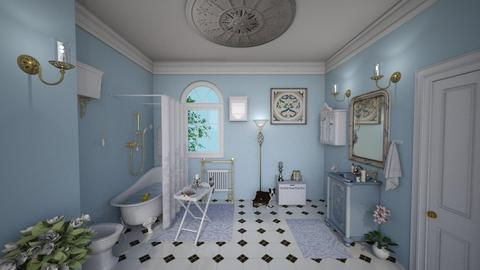 Victorian Bathroom - Vintage - Bathroom  - by Sophia Cooper