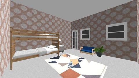 room and stuff teeehee - Modern - by BaconDoghaha