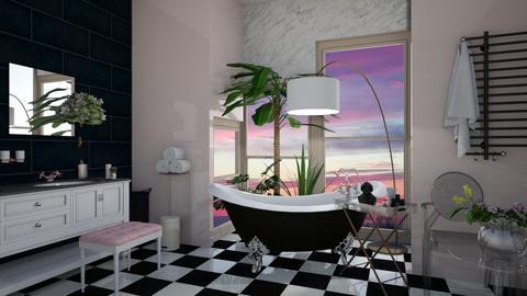 bathroom 1 - Bathroom  - by Aniela067