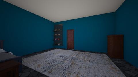 Bedroom - Bedroom  - by KTSLAYER01