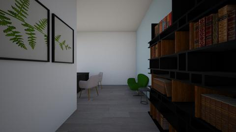 office - Minimal - Office  - by penny rae