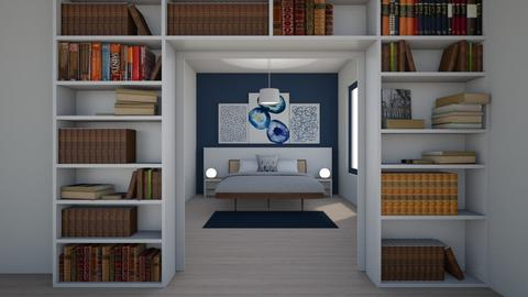 Book entrance - Bedroom - by robharbs