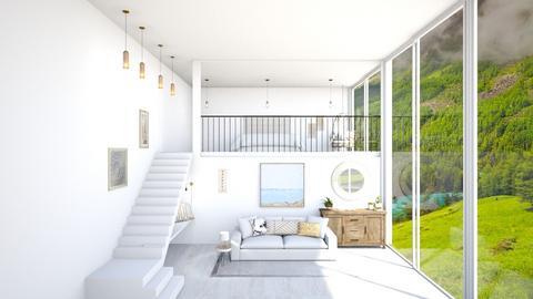 Small house  - Modern - Living room  - by evabarrett