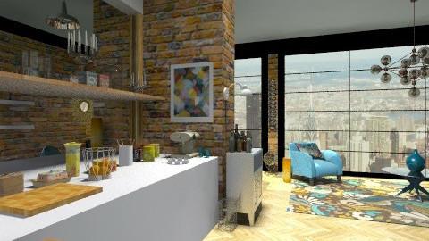 Entwerfen - Eclectic - Kitchen  - by camilla_saurus