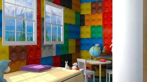 greenyyñ1f - Minimal - Office  - by nenaa