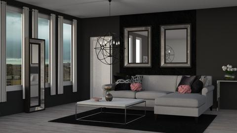 Stormy Day Living Room - Living room  - by Vae Riley