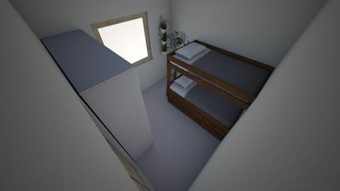 jj - Modern - Bedroom  - by azikos