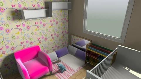 Quarto do Mirujinho - Eclectic - Kids room  - by Raul Araujo