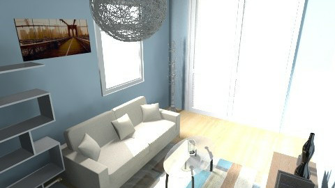 Future Living Room - Classic - Living room - by IamMarin94