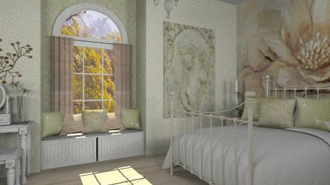 Grace - Classic - Bedroom  - by deleted_1566988695_Saharasaraharas