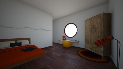 Fruit Based Room - Bedroom  - by mak1616