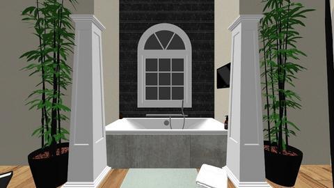 French bathroom draft 1_0 - Modern - Bathroom  - by Booooobp