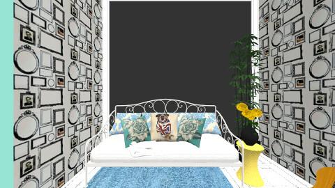 teen - Bedroom - by Paper Aeroplanes