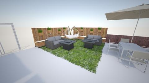 patio area - by k3mmg